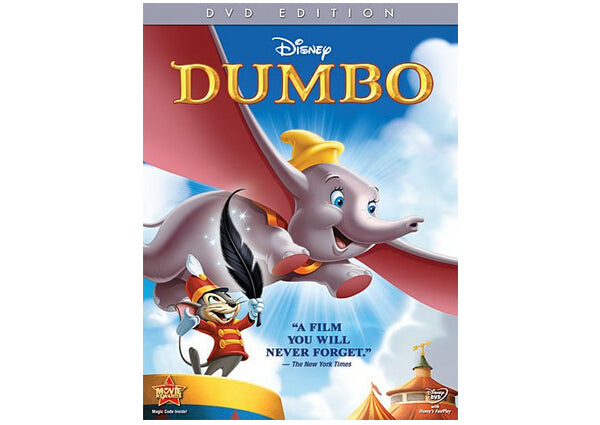 Walt Disney: Dumbo (DVD)