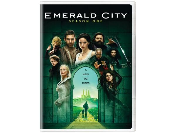 Emerald City: Season 1 [DVD]