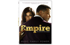 Empire: The Complete First Season (DVD)