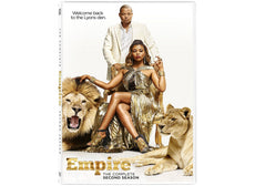 Empire: The Complete Second Season (DVD)