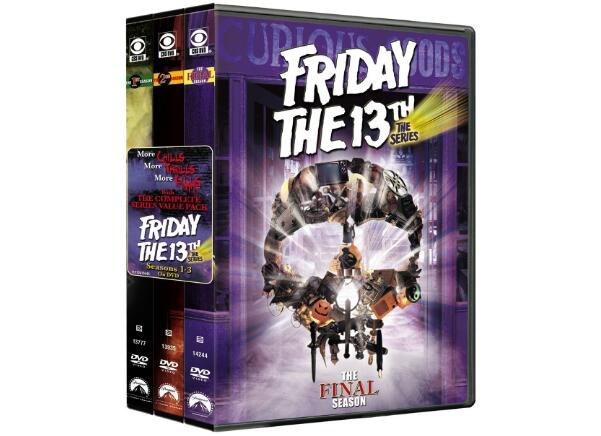 Friday the 13th: The Series – Season 1-3 (DVD)