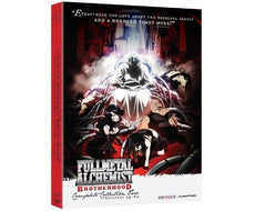 Fullmetal Alchemist: Brotherhood - The Complete Collection Two [DVD]