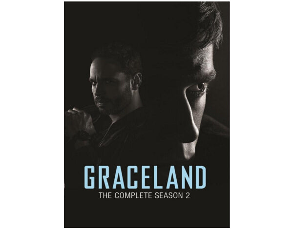 Graceland: The Complete Season 2 (DVD)