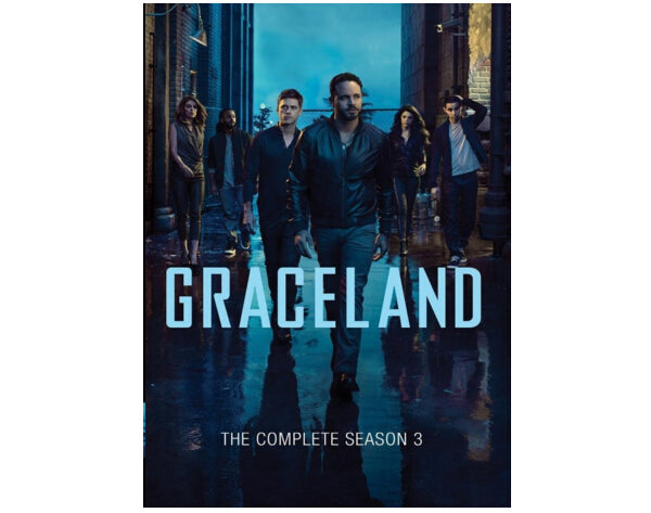 Graceland: The Complete Season 3 (DVD)