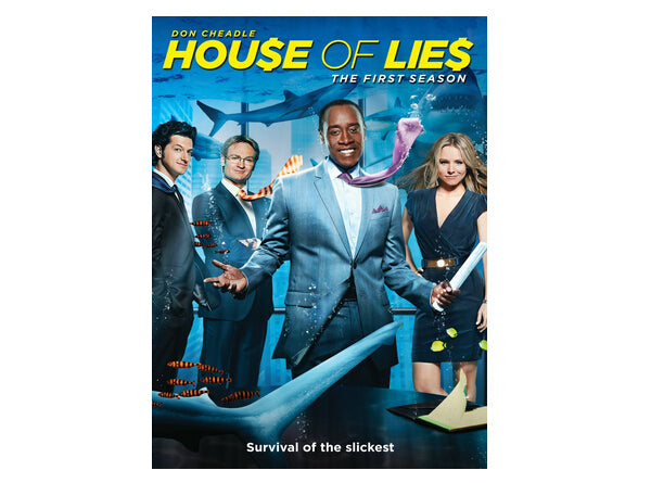 House Of Lies: Season 1 [DVD]