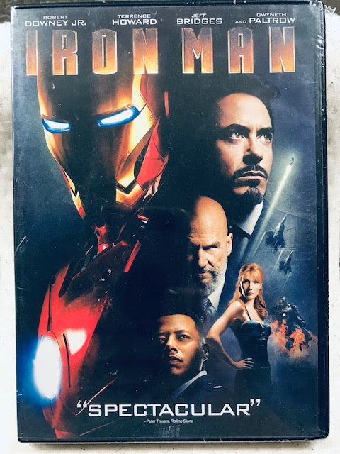 Iron Man (Wide Screen) (DVD)