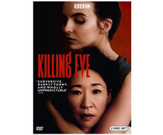 Killing Eve: Season One (DVD, 2018)