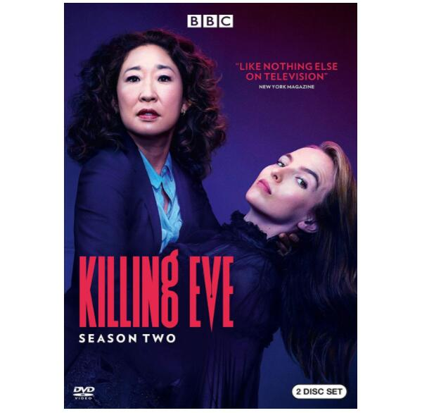 Killing EVE Season Two (DVD)