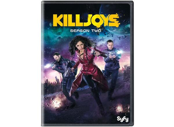Killjoys: The Complete Second Season [DVD]