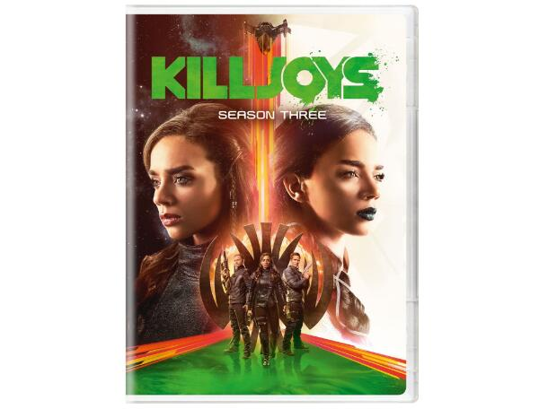 Killjoys: Season 3 [DVD]
