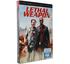 Lethal Weapon: The Complete First Season (DVD)