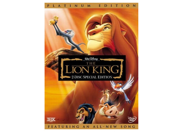 The Lion King (2-Disc Platinum Edition) [DVD]