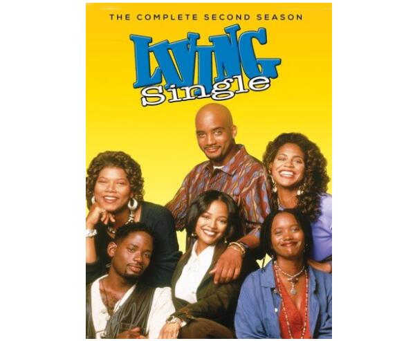 Living Single: The Complete Second Season (DVD)