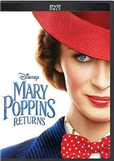 Disney Mary Poppins Returns (DVD)