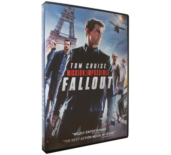 Mission Impossible: Fallout (DVD)