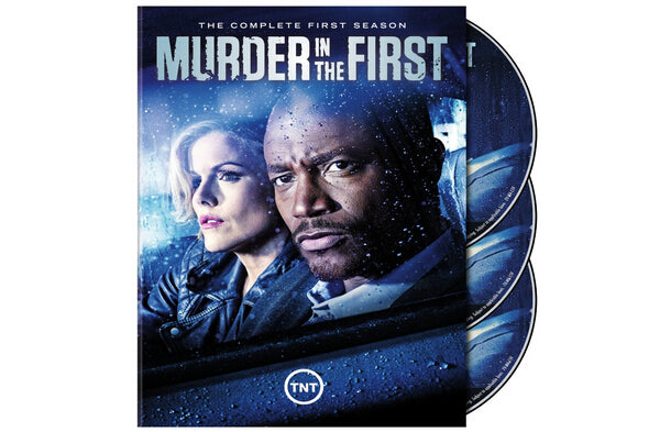 Murder in the First: Season 1 [DVD]