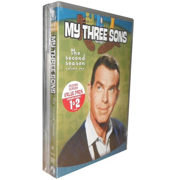 My Three Sons: Season 2 (Vols. 1-2) [DVD]