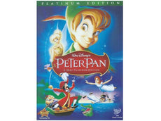 Walt Disney's Peter Pan (2-Disc Platinum Edition) DVD