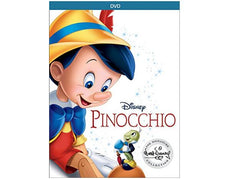 Pinocchio: The Walt Disney Signature Collection (DVD)