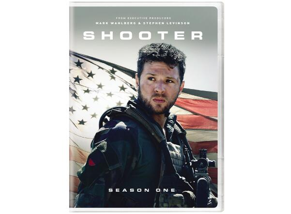 Shooter: Season One (DVD)