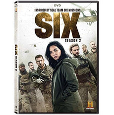 Six: Season 2 [DVD]