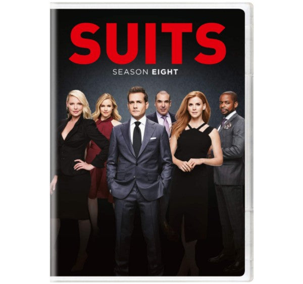Suits: Season 8 (DVD)