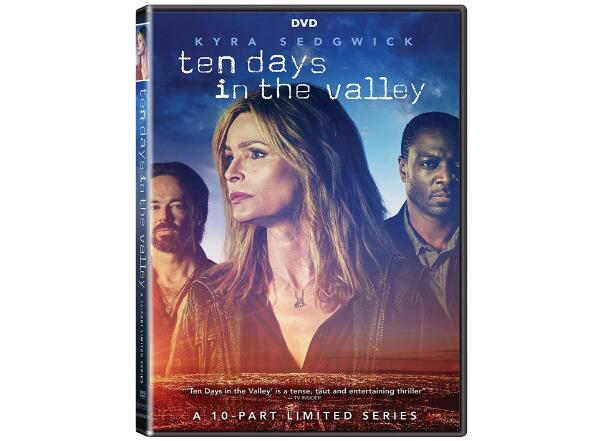 Ten Days in the Valley (10-Part Limited Series) [DVD]