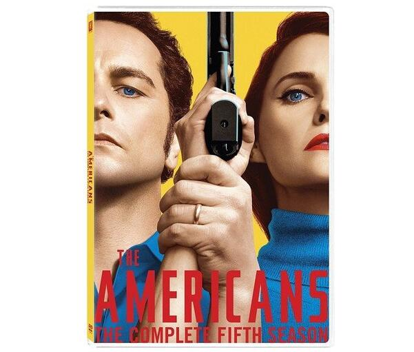 The Americans: Season 5 [DVD]