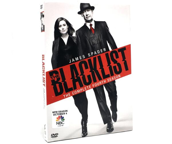 The Blacklist: Season 4 [DVD]
