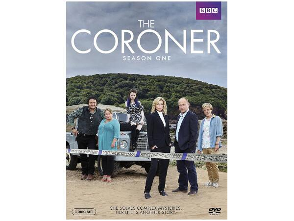 The Coroner: Season 1 [DVD]
