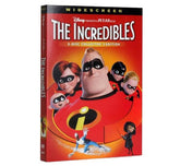 The Incredibles Widescreen 2 Disc Collector's Edition (DVD)
