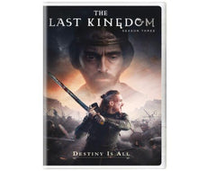 The Last Kingdom: Season 3 [DVD]