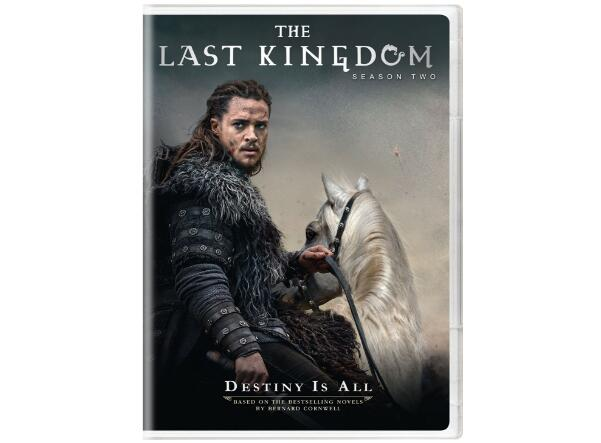 The Last Kingdom: Season 2 [DVD]