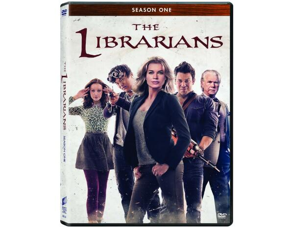 The Librarians: Season One (DVD)
