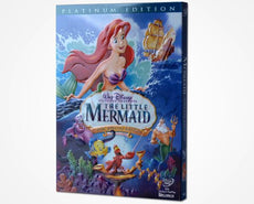 The Little Mermaid (2-Disc Platinum Edition) [DVD]