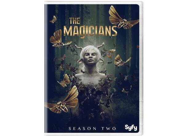 The Magicians: Season Two ( DVD)