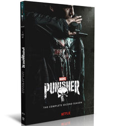 Marvel The Punisher: Season Two (DVD)
