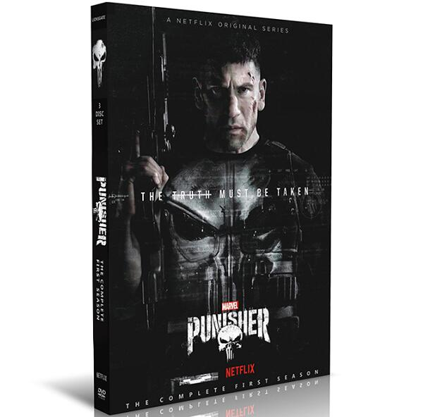 Marvel The Punisher: Season One (DVD)