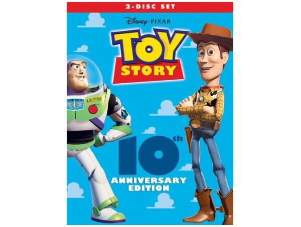 Toy Story -10TH Anniversary Edition 2-Disc Set (DVD)