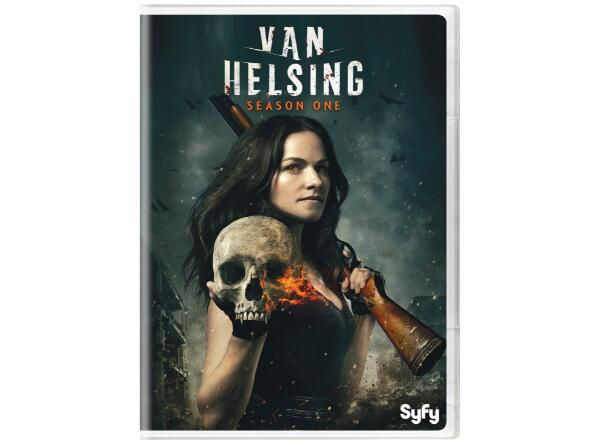Van Helsing: Season One (DVD)