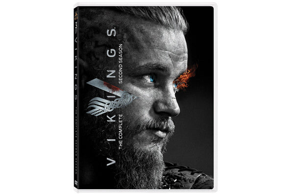 Vikings: The Complete Second Season (DVD)