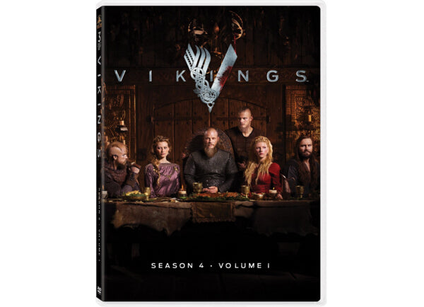 Vikings: Season Four Vol. 1 (DVD)