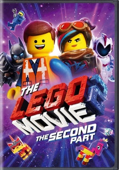 The LEGO Movie 2: The Second Part (2 Disc Special Edition) (DVD)