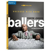 Ballers The Complete Second Season (Blu-ray)