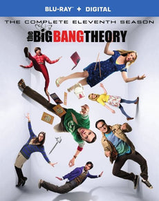 The Big Bang Theory: The Complete Eleventh Season (Blu-ray + Digital)