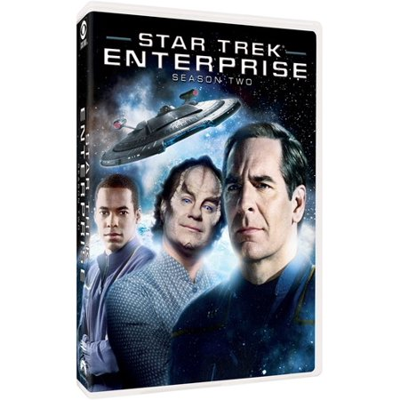 Star Trek Enterprise The Complete Second Season (DVD)