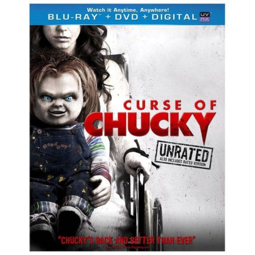 Curse of Chucky [Blu-ray/DVD]