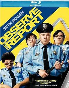 Observe and Report [Blu-ray]