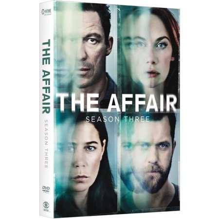 The Affair Season 3 (DVD)