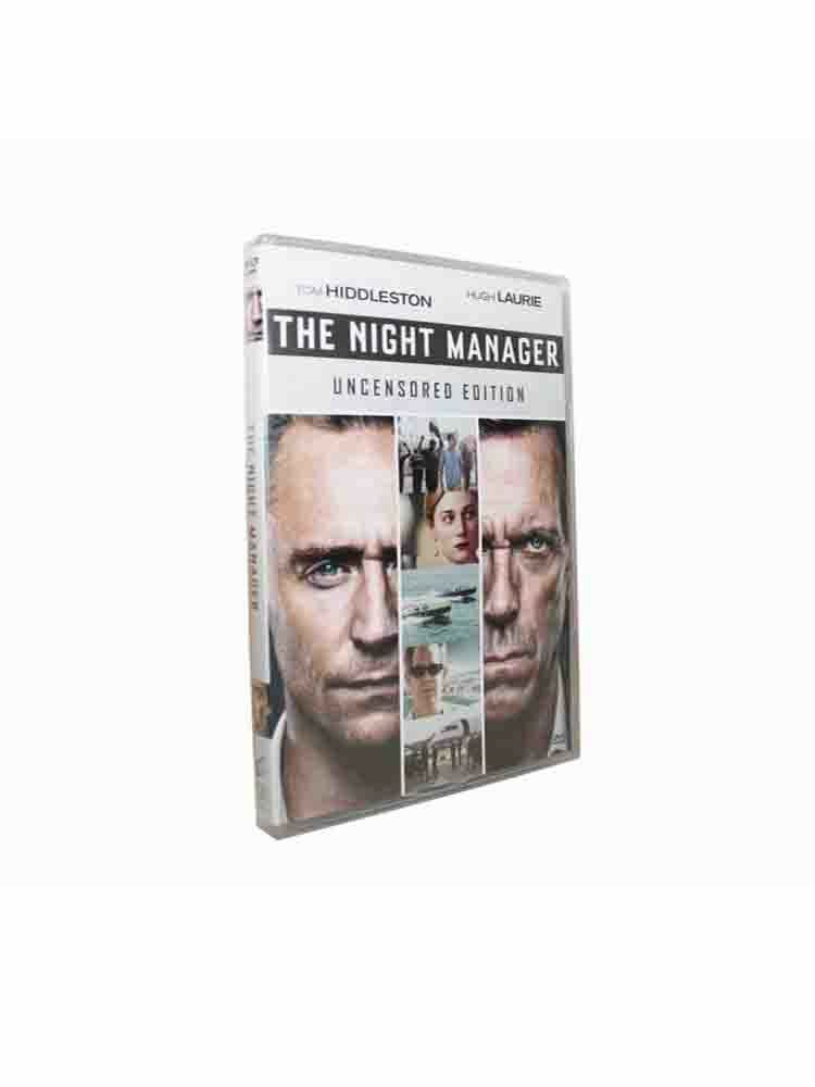 The Night Manager: The Complete Series (DVD)
